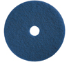 Floor Care Equipment: Treleoni - Blue Cleaning Pad - Conventional 20""