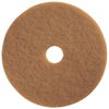 Floor Care Equipment: Treleoni - Tan Buffing Pad