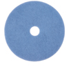 Floor Care Equipment: Treleoni - Blue Ultra Burnishing Pad - UHS 20""