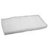 Treleoni White Light Duty Utility Pad TRL 0210101