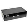 Tripp Lite Tripp Lite 2-Port Compact USB KVM Switch with Cable Kit TRP B004DPUA2K