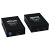 Cables and Adapters Video Cables Adapters: Tripp Lite HDMI Over Single CAT5 Active Extender Kit