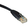 Tripp Lite Tripp Lite CAT5e Molded Patch Cable TRP N002025BK