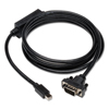 Cables and Adapters Video Cables Adapters: Tripp Lite DisplayPort Cable