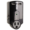surge protectors: Tripp Lite Travel Surge with 2.1 Amp USB Charging Ports