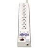Resin Sheds 8 Foot: Tripp Lite Protect It!™ Six-Outlet Surge Suppressor