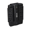 surge protectors: Tripp Lite Protect It!™ Swivel6 Six-Outlet, Direct Plug-in Surge Suppressor