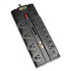 Tripp Lite Tripp Lite Protect It!™ Ten- and Twelve-Outlet Surge Suppressors TRP TLP1208SAT