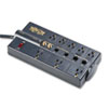 surge protectors: Tripp Lite Protect It!™ Eight-Outlet Surge Suppressor