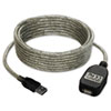 Tripp Lite Tripp Lite USB 2.0 Gold Extension Cable TRP U026016