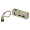 Tripp Lite Tripp Lite 3-Port USB Hub with Built-In File Transfer TRP U227FT3R
