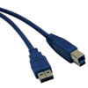 Tripp Lite Tripp Lite USB 3.0 Superspeed Device Cable TRP U322010