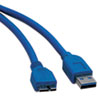 Tripp Lite Tripp Lite USB 3.0 Superspeed Device Cable TRP U326003
