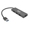 Tripp Lite Tripp Lite 4-Port USB 3.0 SuperSpeed Hub TRP U360004SLIM
