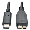 usb cables: Tripp Lite USB 3.0 Superspeed Cable