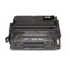 Troy Troy 0281135500 42A Compatible MICR Toner, High-Yield, 12,000 Page-Yield, Black TRS 0281135500