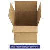 General Supply United Facility Supply Brown Corrugated - Multi-Depth Shipping Boxes UFS 11812M