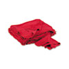Clean and Green: Red Shop Towels