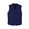 Chef Designs Unisex 4-Button Front Vest UNF 1360RB-RG-3XL