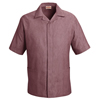 workwear shirt jackets: Red Kap - Men's Pincord Shirt Jacket