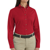 Red Kap Womens Meridian Performance Twill Shirt UNF 1T11RD-RG-XL