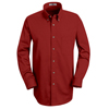 Red Kap Mens Meridian Performance Twill Shirt UNF 1T12RD-RG-6XL