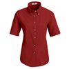 workwear womens shirts: Red Kap - Women's Meridian Performance Twill Shirt