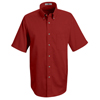 Red Kap Mens Meridian Performance Twill Shirt UNF 1T22RD-SS-6XL