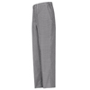 workwear pleated front pants: Chef Designs - Men's Cook Pant