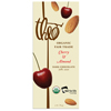 Milk Chocolate Milk: Theo Chocolate - Dark Chocolate Cherry Bar & Almond