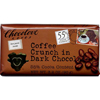 Chocolove Coffee  Crunch Dark Chocolate Bar BFG 24420