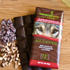 Endangered Species Wolf Bar All-Natural Dark Chocolate with Cranberries and Almonds BFG 30528