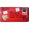 Chocolove Dark Chocolate Chilies & Cherries (55% Cacao) BFG 33113