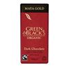Green & Black's Chocolate Bar Maya Gold BFG 33302