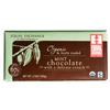 Equal Exchange Organic Dark Chocolate Mint Crunch BFG 32072