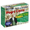 organic snacks: Newman's Own Organics - Microwave Popcorn Plain Unsalted