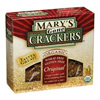 Crackers Chips Pretzels Crackers: Mary's Gone Crackers - Mary's Original Seed Cracker
