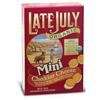 Late July Mini Rich Cheddar Cheese BFG 37885