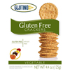 Crackers Chips Pretzels Crackers: Glutino - Vegetable Crackers