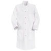 Red Kap Womens Lab Coat UNF 5210WH-RG-3XL