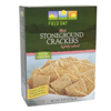 Field Day Stoneground Wheat Crackers BFG 60282
