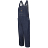 Red Kap Mens Denim Bib Overall UNF BD10DN-34-32
