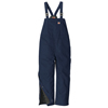 Red Kap Mens Insulated Blended Duck Bib Overall UNF BD30ND-RG-L