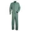 Bulwark Mens EXCEL FR® Classic Gripper-Front Coverall UNF CEW2VG-LN-M