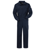 flame resistant: Bulwark - Men's EXCEL FR® ComforTouch® Premium Coverall - 7 oz.