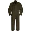 Red Kap Mens Twill Action Back Coverall UNF CT10BN-RG-44
