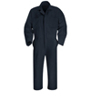 Red Kap Mens Twill Action Back Coverall UNF CT10NV-RG-42