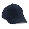 Red Kap Unisex Cotton Ball Cap UNF HB20NV-RG-M
