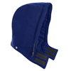 workwear hoods: Bulwark - Unisex Nomex® IIIA Universal Fit Snap-On Insulated Hood