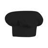Chef Designs Mens Chef Hat UNF HP60BK-RG-L